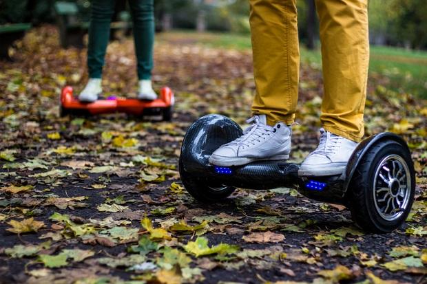 Hoverboardy zakazane na Uniwersytecie Waszyngtońskim