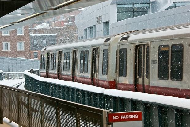 MBTA zamyka stację Red Line na 20 miesięcy