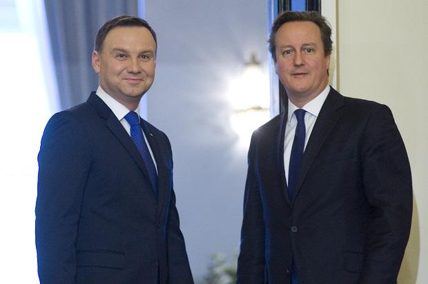 Prezydent Andrzej Duda w BBC: nie jesteśmy euroscpetyczni