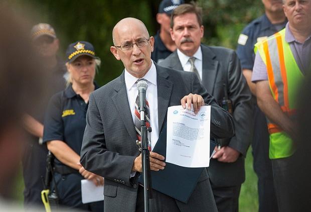 John Escalante : w chicagowskiej policji jest dużo do zrobienia