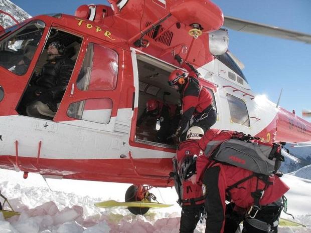 Wypadki w Tatrach. Pracowity weekend ratowników TOPR