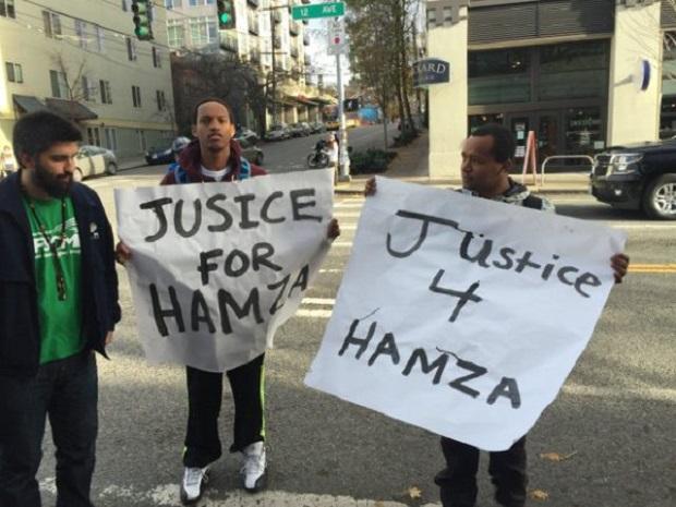 Nastolatek z Somalii zginął w niewyjaśnionych okolicznościach. W Seattle protesty