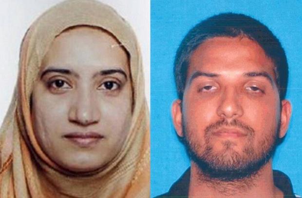 Sprawcy ataku w San Bernardino byli w Chicago