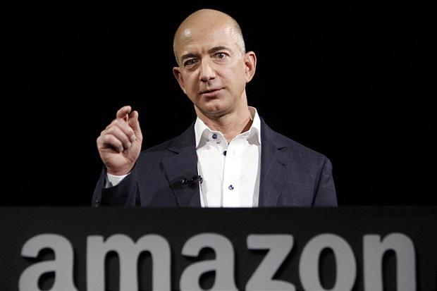 Szef Amazona chce wysłać Trumpa w kosmos