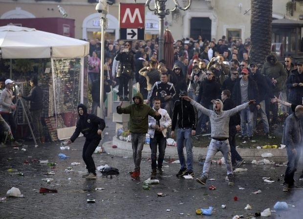 Włochy – kary dla pseudokibiców
