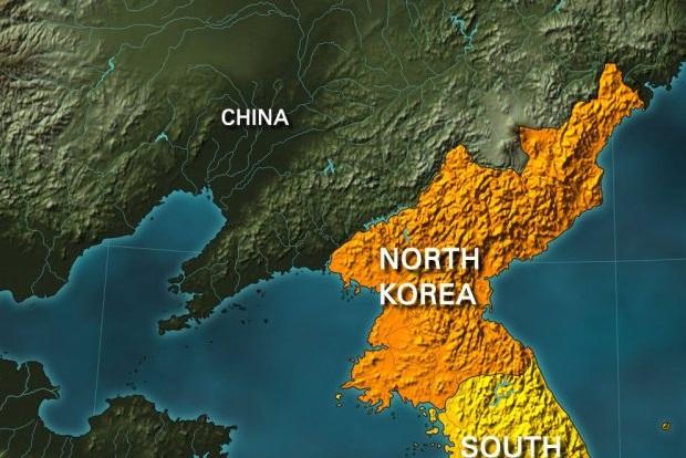 Tarcia na linii Chiny – Korea Północna
