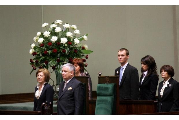 Uchwała Sejmu w rocznicę zaprzysiężenia Lecha Kaczyńskiego