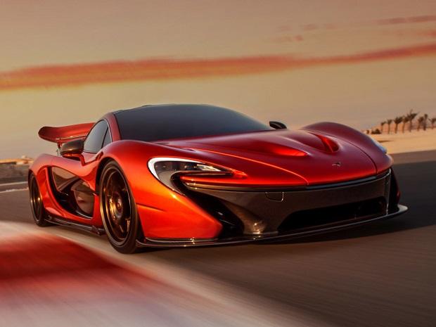 McLaren P1- koniec produkcji!
