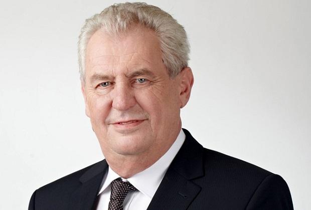 Wybory w Czechach: Prezydent Zeman wybrany na drugą kadencję