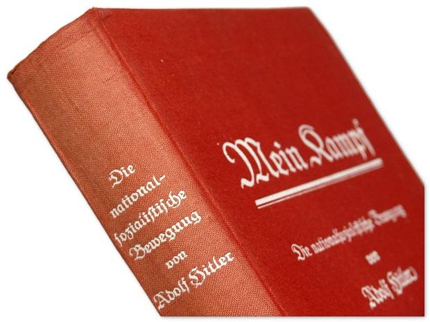 Mein Kampf wraca do księgarń
