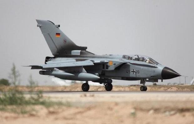 Bundestag zgadza się na udział armii w operacji w Syrii