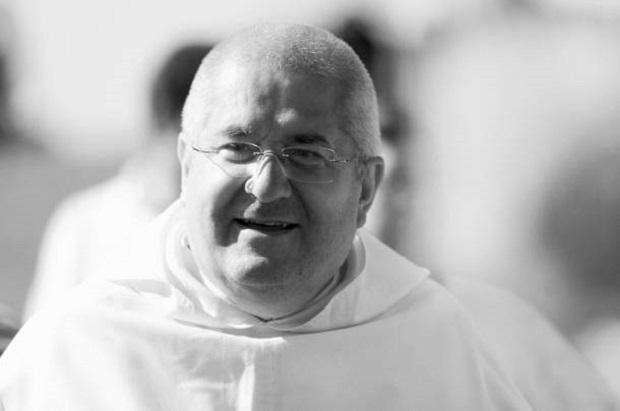 Zmarł dominikanin ojciec Jan Góra