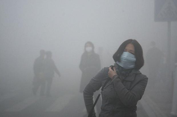 Przedwczesne zgony a skażenia powietrza