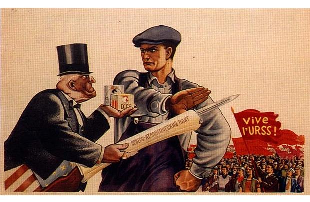 USA miało zaatakować Polskę w odwecie za agresję ZSRR. Ujawniono amerykański dokument z lat 50-tych