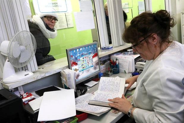 Już 2,2 tys. osób choruje na grypę w Lubelskiem