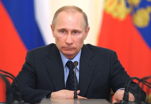 Putin i Obama o Ukrainie