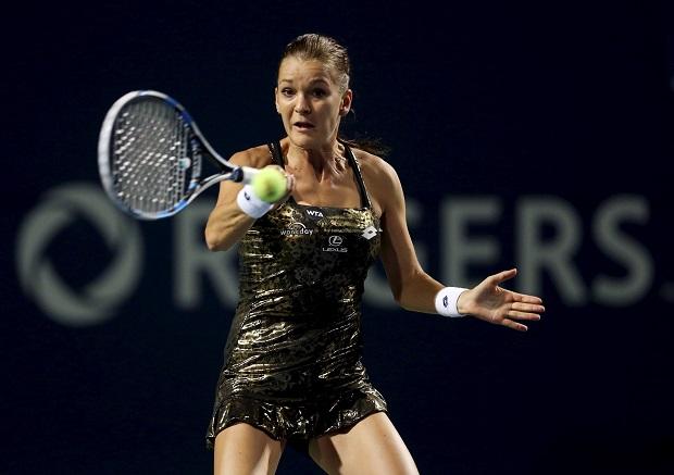 Radwańska najlepiej ubraną tenisistką świata