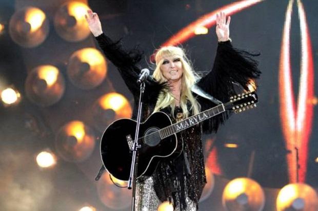Maryla Rodowicz potwierdza, że wystąpi we wrześniu na festiwalu w Opolu
