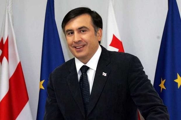 """Saakaszwili: """"Jestem aktywnym politykiem Ukrainy i nim pozostanę"""""""