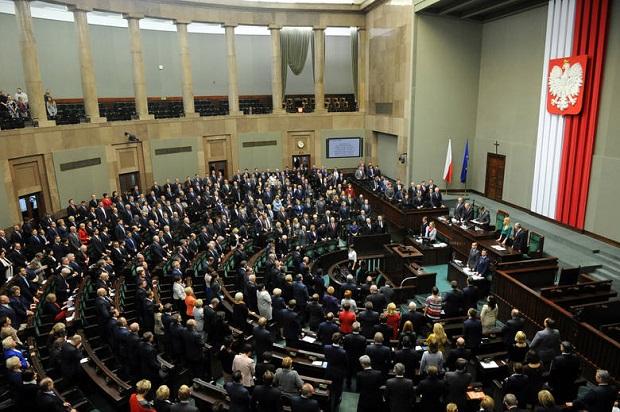 Sejm podjął uchwałę ws. CETA