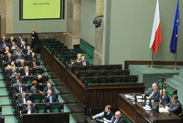 Wicemarszałek przerwała obrady Sejmu, PiS chce ją odwołać