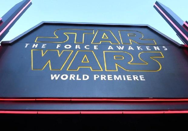 """Światowa premiera """"Gwiezdnych wojen"""" w Los Angeles"""