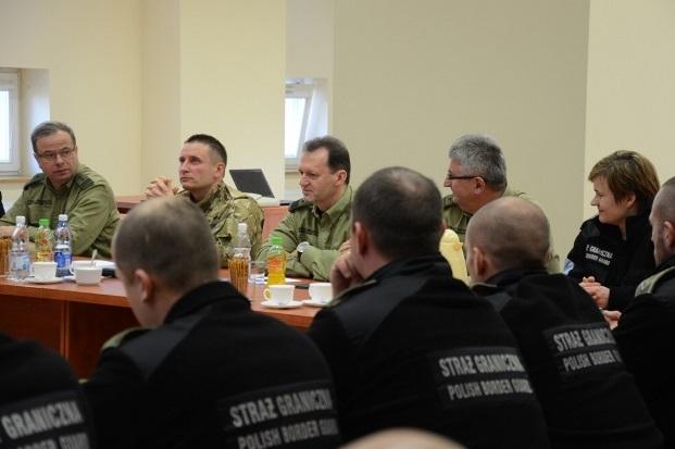 Straż Graniczna w Polsce poradzi sobie z kontrolą granic
