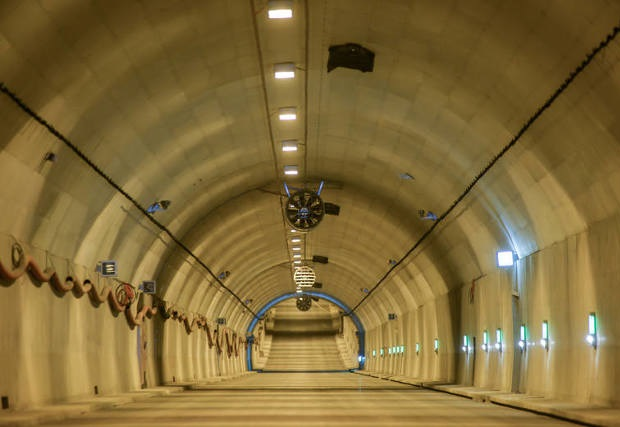 Pomorze: Najdłuższy tunel w Polsce – ciekawostki