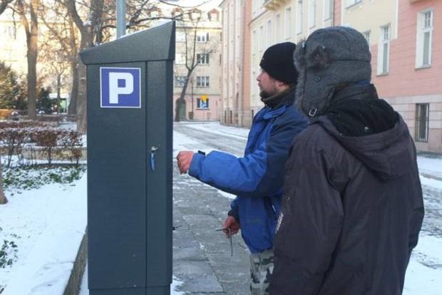 Nowość w strefie płatnego parkowania w Opolu