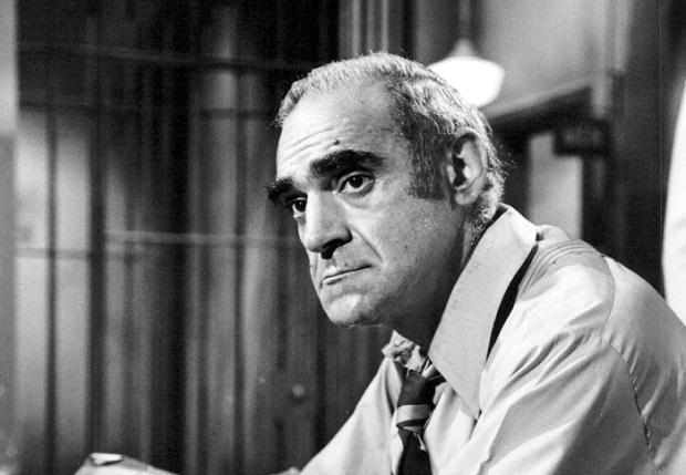 """Nie żyje Abe Vigoda, popularny Sal Tessio w filmie """"Ojciec chrzestny"""""""
