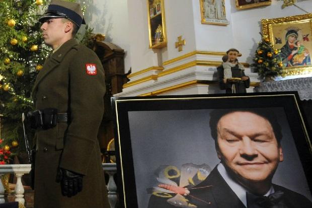Bogusław Kaczyński spoczął w Alei Zasłużonych na Powązkach