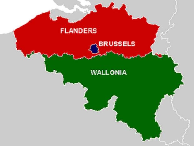 Belgia zniknie w 2025 roku?