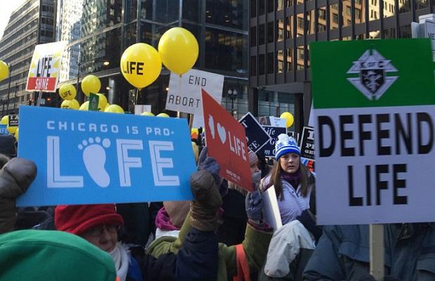 W Chicago odbył się doroczny Marsz Życia