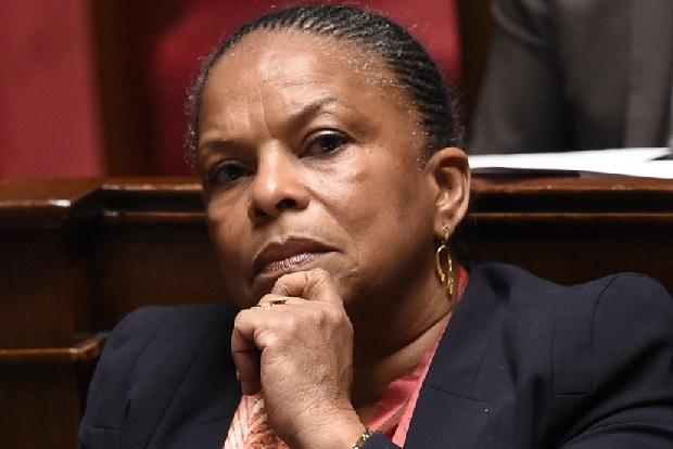 Minister sprawiedliwości Francji podała się do dymisji