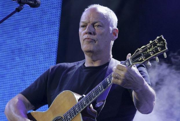 Koncert Davida Gilmoura we Wrocławiu