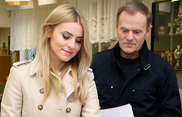 Kasia Tusk: Mój tata zawsze dobrze się prezentuje, chociaż nie lubi chodzić na zakupy