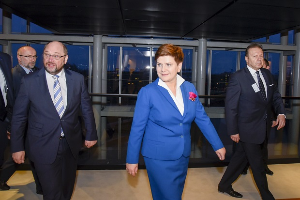 Premier Beata Szydło o wynikach szczytu UE w Brukseli