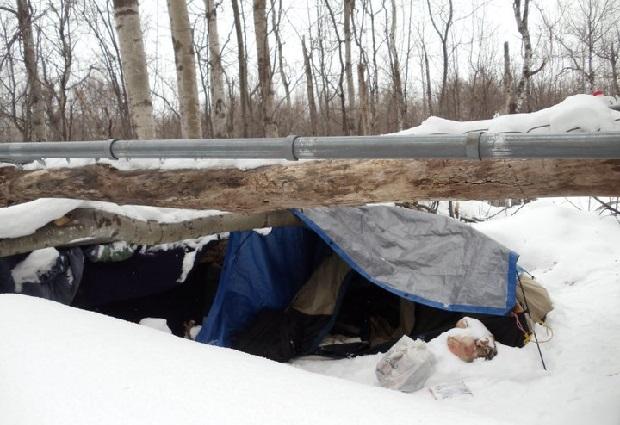 Apel o pomoc dla osób samotnych i bezdomnych w czasie mrozów
