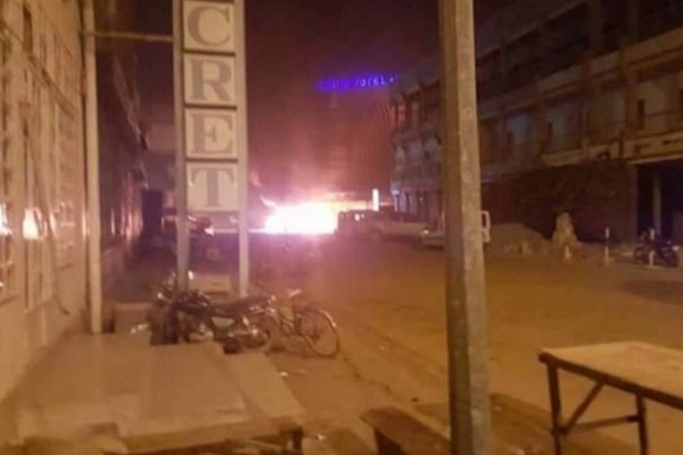 Atak na hotel w Burkina Faso. Co najmniej 20 ofiar śmiertelnych, wielu rannych