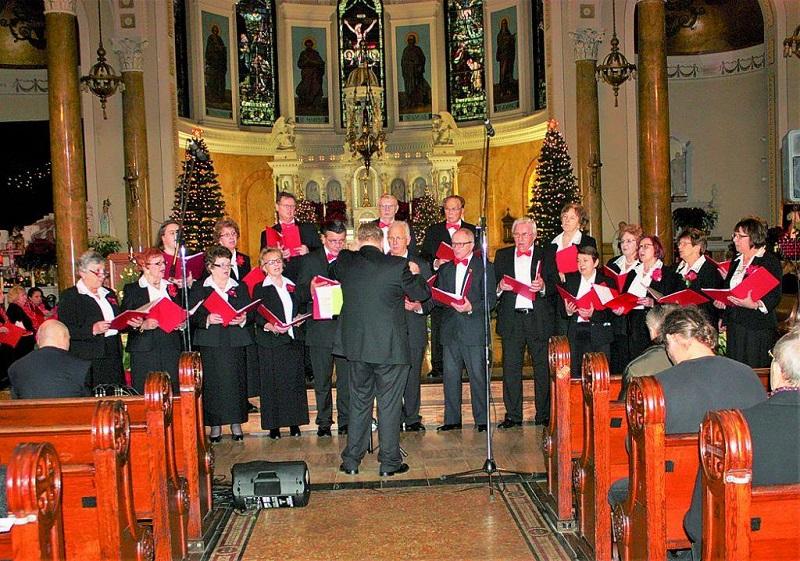 Noworoczny koncert chórów polonijnych