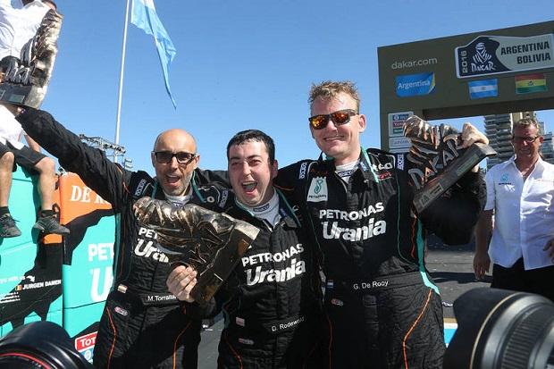 Darek Rodewald: Drugi raz wygrałem Rajd Dakar!