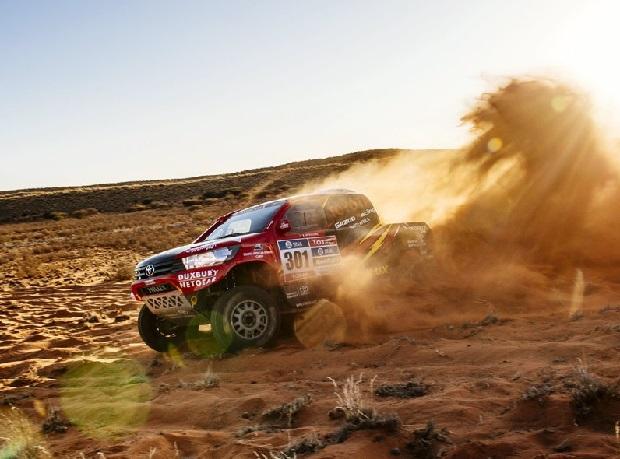 Rajd Dakar – Sonik 8., Przygoński 9. na trzecim etapie