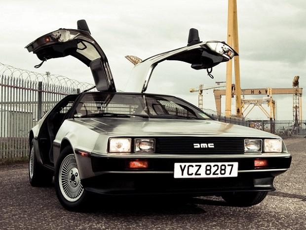DeLorean powraca do przyszłości!