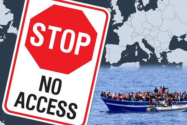Dość imigrantom. Będą deportacje na masową skalę