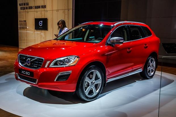 Historyczny rekord: Pół miliona Volvo w ciągu roku