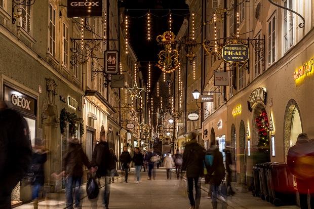W austriackim Salzburgu w noc sylwestrową również doszło do ataków na kobiety