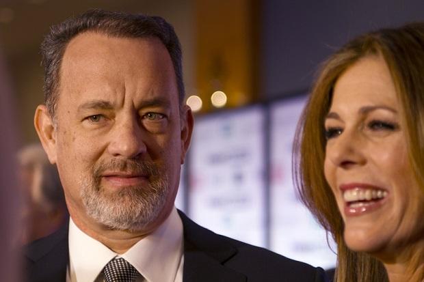 Tom Hanks ulubionymi aktorem w USA