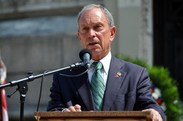 Michael R. Bloomberg myśli o walce o fotel prezydenta USA