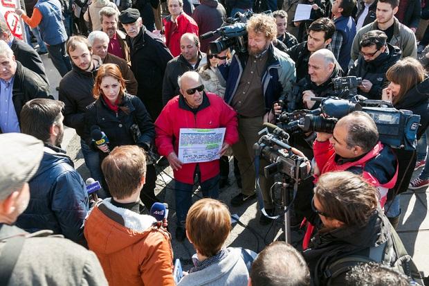 Grecja: protesty, strajki i niezadowolenie wierzycieli