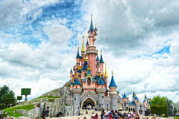 Pracownik okradał park Disneya